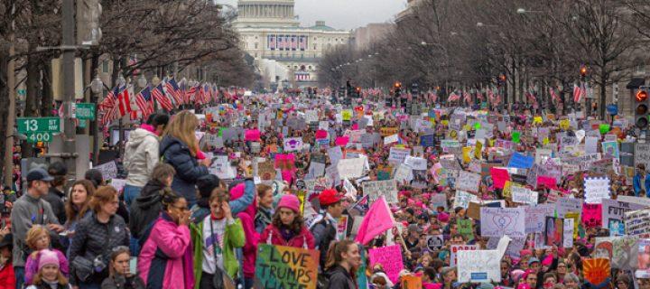 El movimiento feminista en la actualidad en EE.UU.
