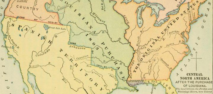 Cuando los jóvenes Estados Unidos pegaron el estirón: el Tratado de Adams-Onís