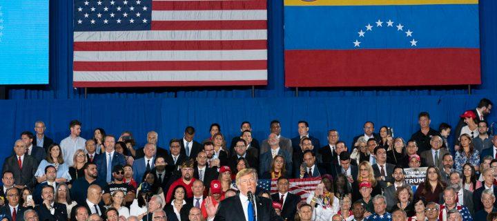 ¿Puede Trump conseguir la caída del chavismo?