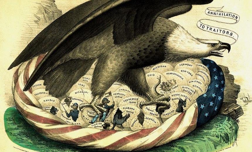 860x520 Secesi¾n, indultos y reforma constitucional, Espa±a, 2018 No, Estados Unidos, 1868